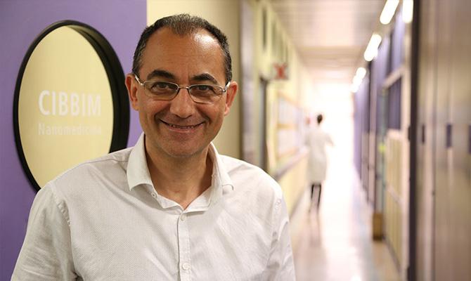 Dr. Schwartz Jr participates in a European nanomedicine project for pancreatic cancer