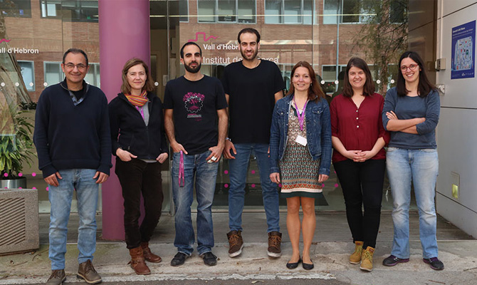 A new European project awarded to the CIBBIM-Nanomedicine of the VHIR converts the Vall d'Hebron Campus into the health institution with the highest number of active research projects in Nanomedicine of Europe