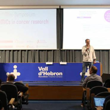 Second mini-symposium on Cancer Research Omics