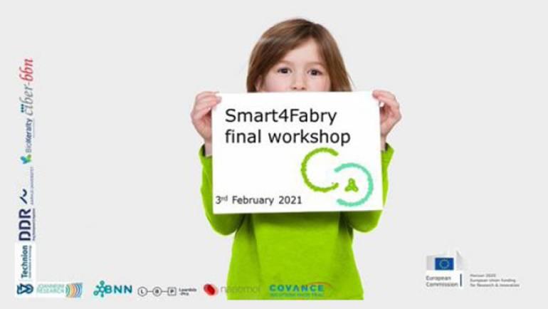 Final workshop of the Smart4Fabry project
