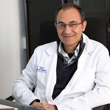 Dr. Simó Schwartz Jr. assumes the general direction of the Blood and Tissue Bank after 16 years at VHIR
