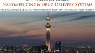 ICND2020: International Conference on Nanomedicine and Drug Delivery Systems